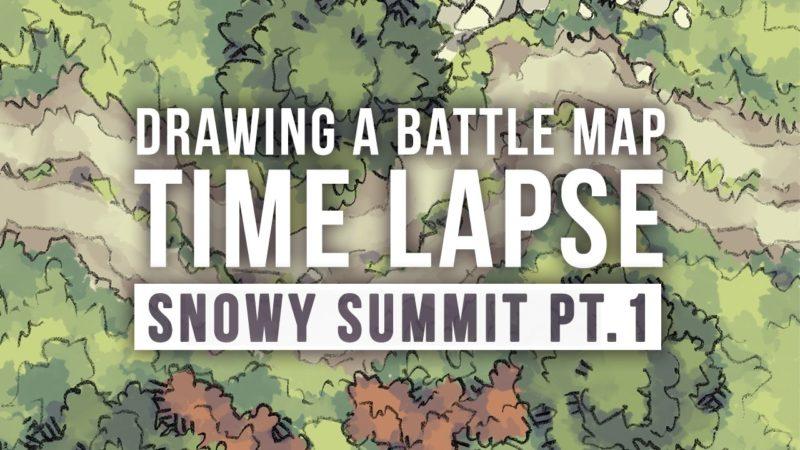 Roadside Battle Map Tiles Video Thumbnail
