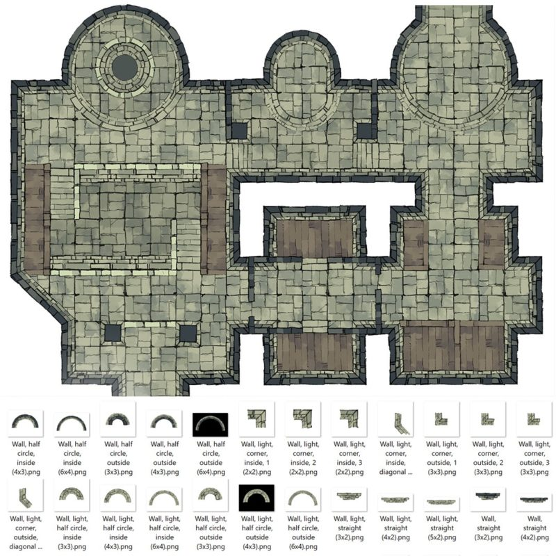 Dungeon Room Builder Instagram