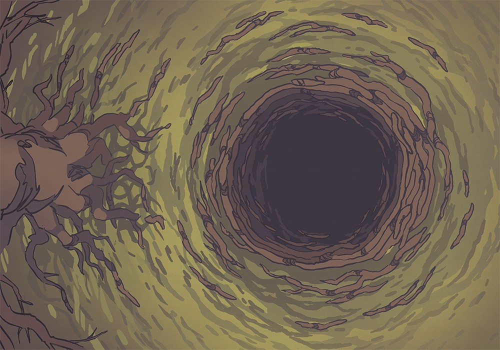 Mysterious Mangrove Portal Battle Map – Color Preview