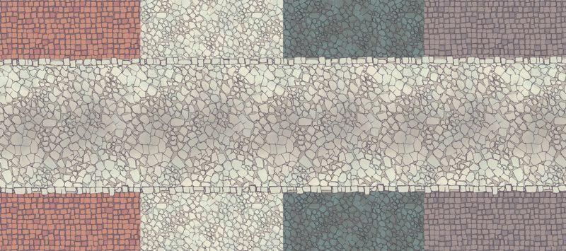 City Street Tiles - Banner