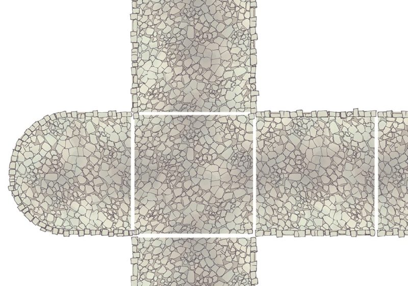 City Street Tiles - Simple