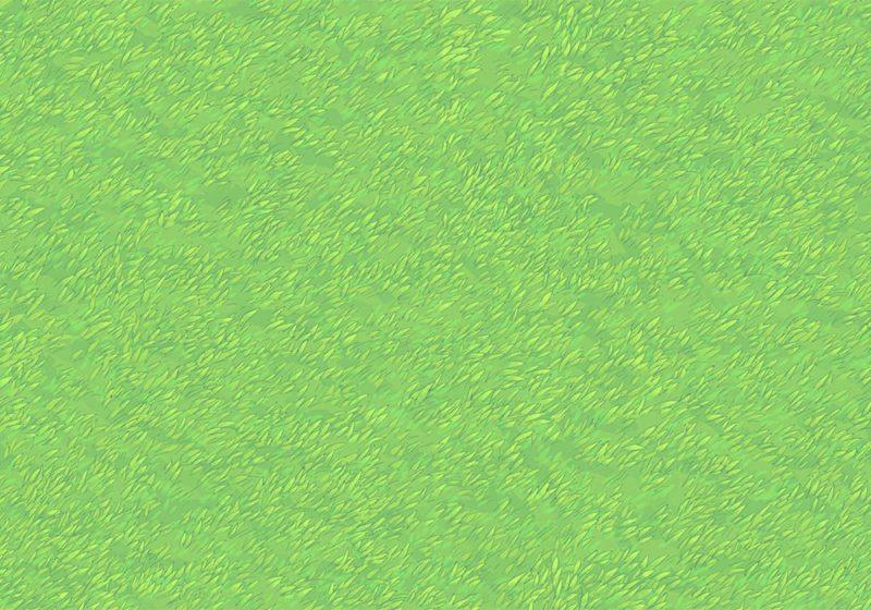 Tiling Grass Texture (23x16) Green, Dense