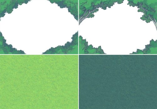 Tiling Grass Texture - Assets