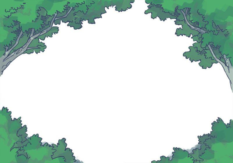 Tiling Grass Texture - Forest Frames B