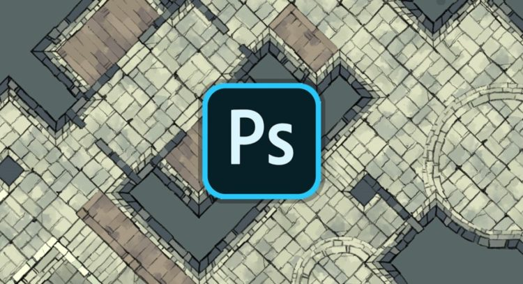 How To Make a Custom Dungeon Map with Photoshop