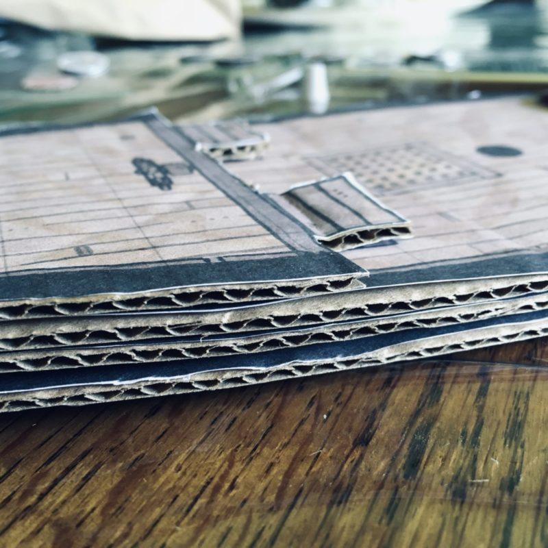 Anna's Cardboard Creations 3