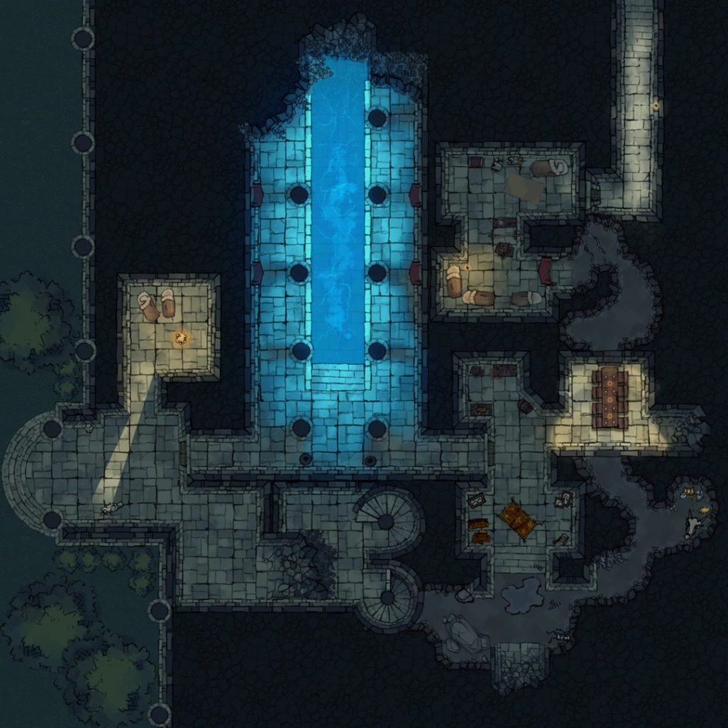 Devin's Atmospheric Dungeon 1