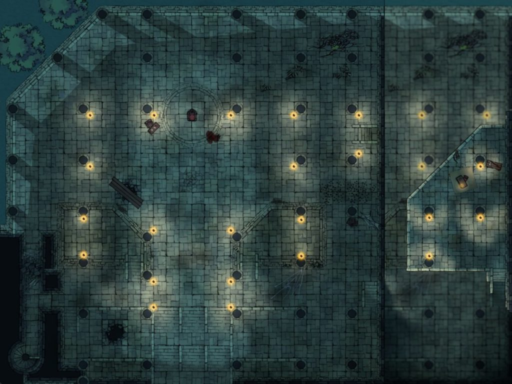 Devin's Atmospheric Dungeon 2