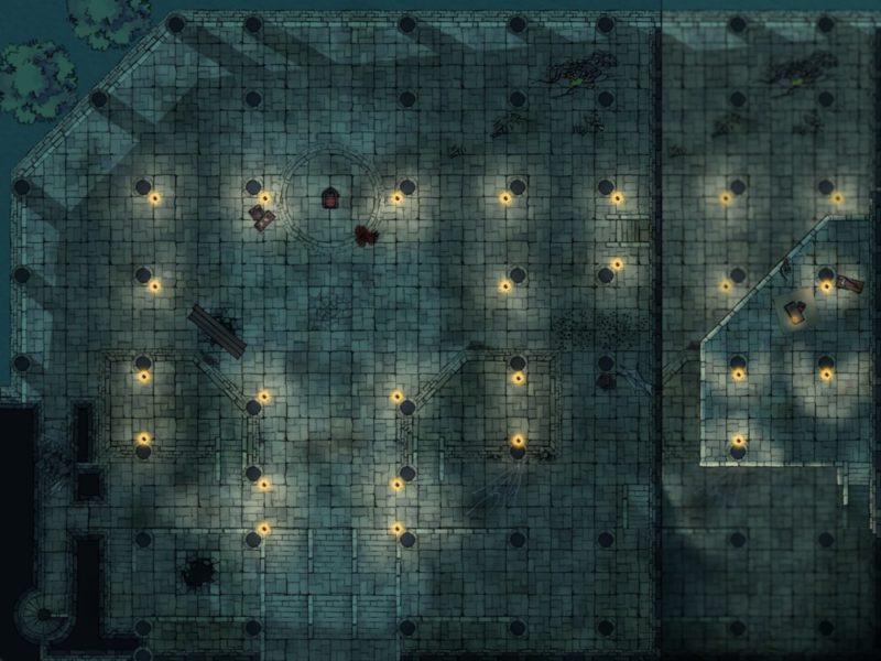 Devin's Atmospheric Dungeon 2