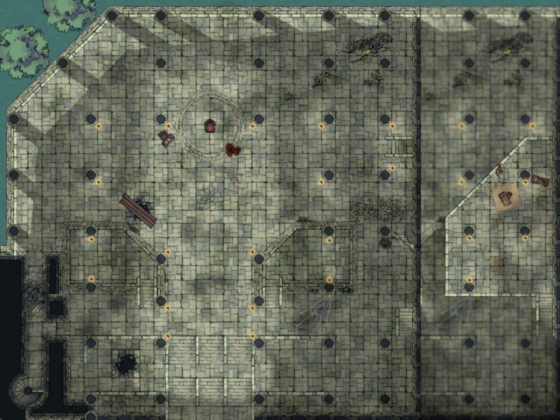 Devin's Atmospheric Dungeon 3