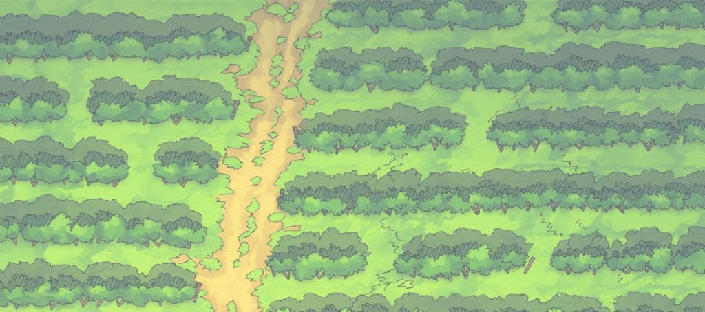 Vineyard RPG Battle Map - Banner