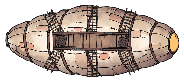 Air Patrol Boat - Baloon (5x11@70px)
