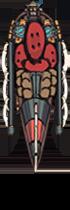 Grasshopper Glider - Stowed (1x3@70px)