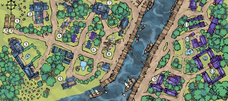 Juneau's Custom Maps - Banner