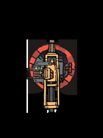 Pom Pom Autocannon - L Hardpoint (3x4@70px)