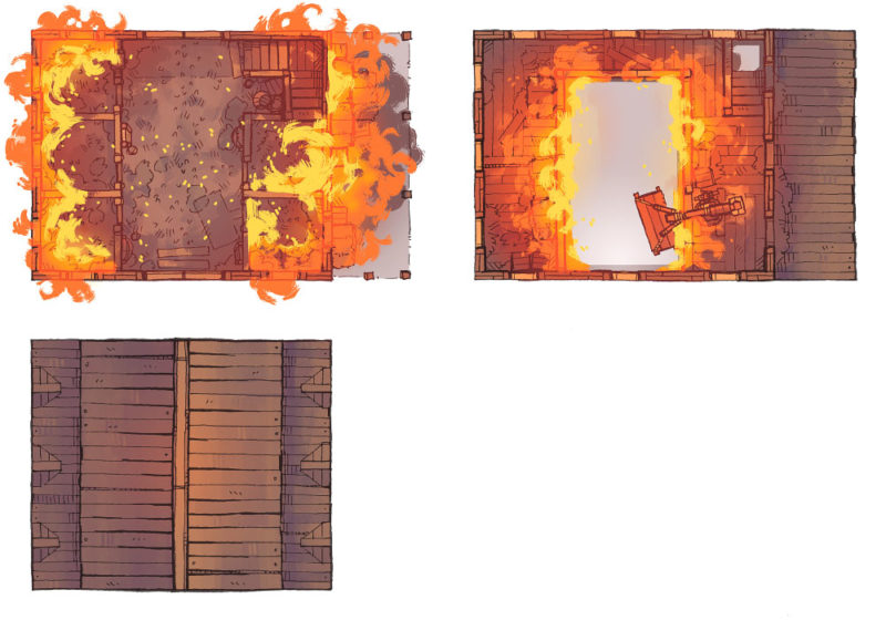 Simple Stable - Ablaze