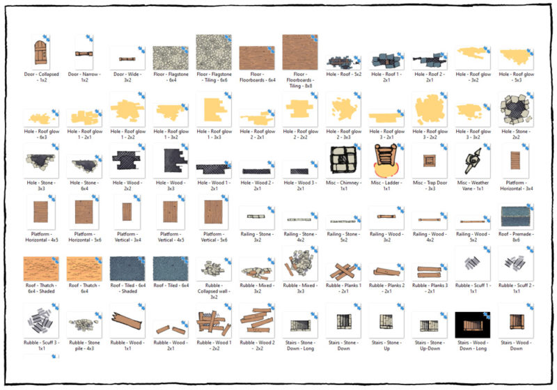 Basic Building Assets - Preview