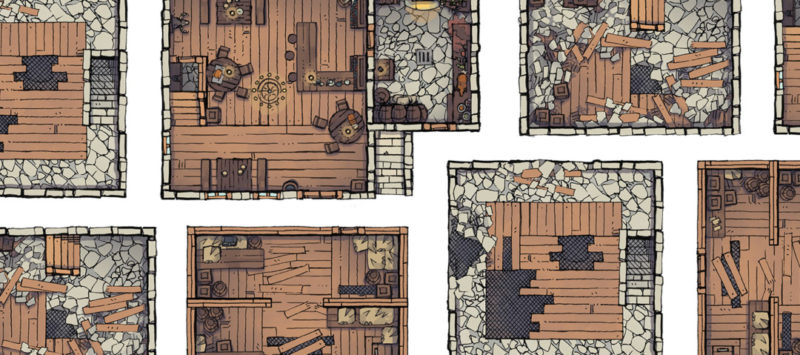 Basic Building Assets and Maps - Banner