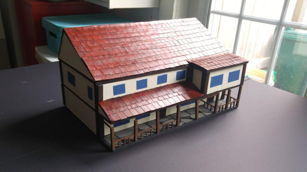 Nicholas' Typical Tavern Build 4