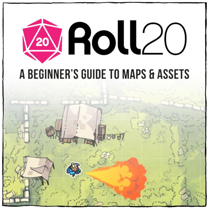 Roll20 Beginner's Guide Preview