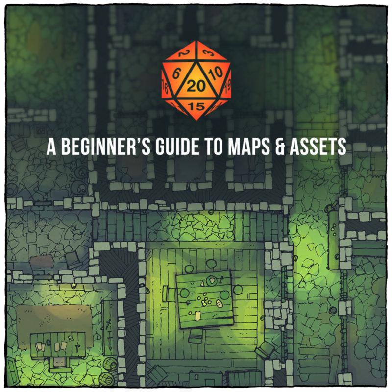 Foundry VTT Beginner's Guide - Preview