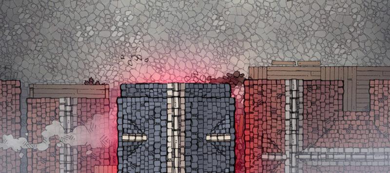 House of Hidden Hunger – Mimic Encounter for 5e - Banner