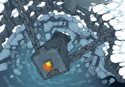 Frozen Forge - Frozen - Day - 30x30