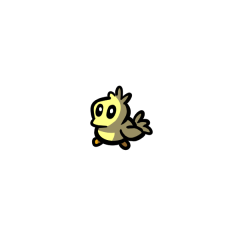 Theodore Canary Character Token