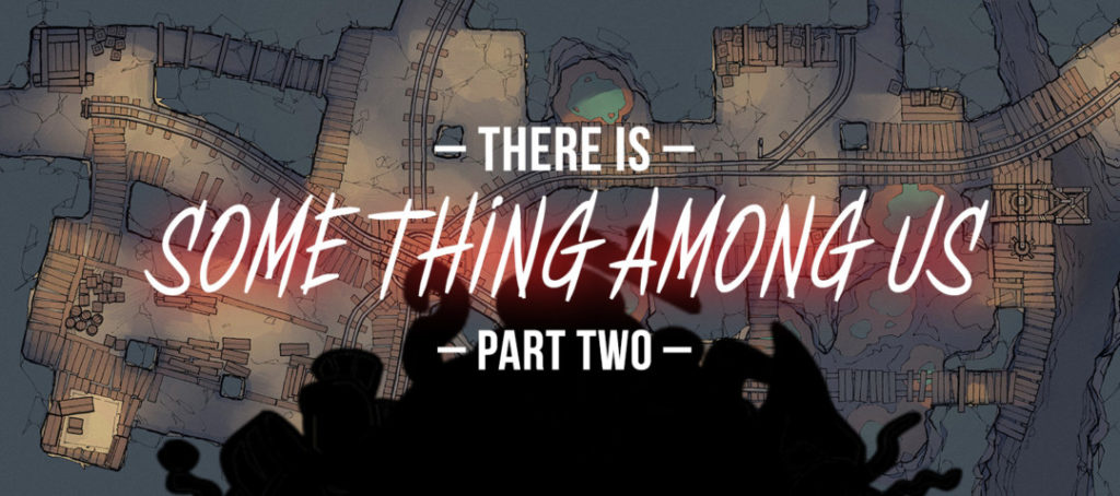 There is Some Thing Among Us, Part 2 - Banner preview 2
