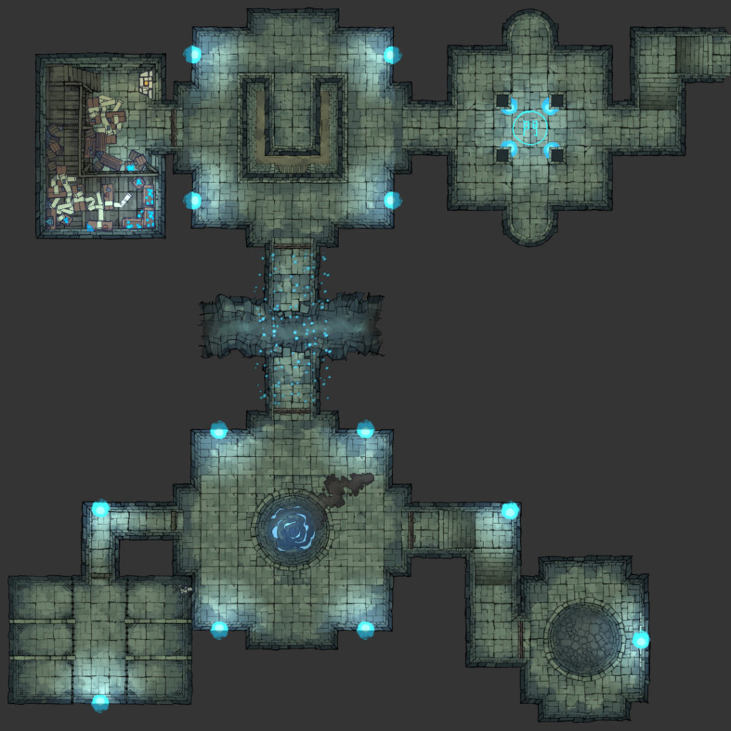 Alwyn - Magical Dungeon
