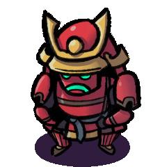 Animated O-Yoroi Monster Token