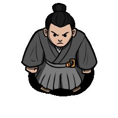 Samurai NPC Token (m)