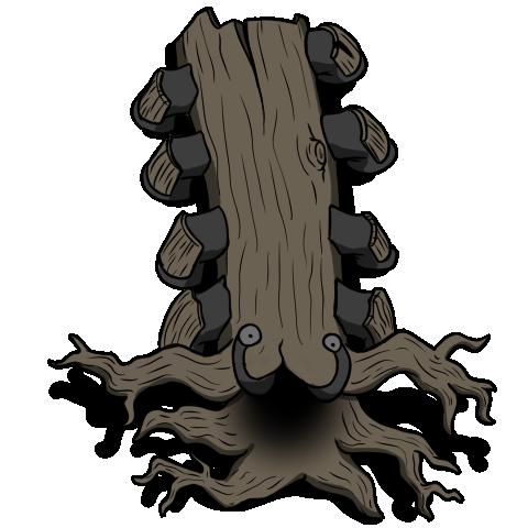 Slog Creature Token