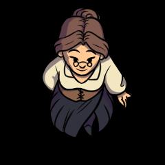 Brouk character token
