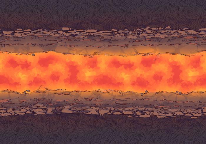 Underground Highway - Lava
