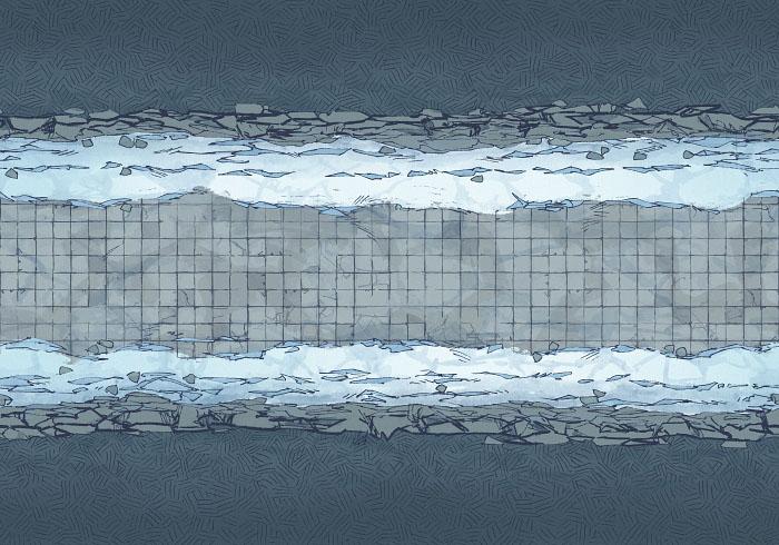 Underground Highway - Snow