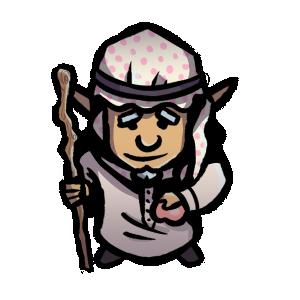 Ari Sevan character token