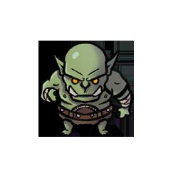 At the Goblin character token