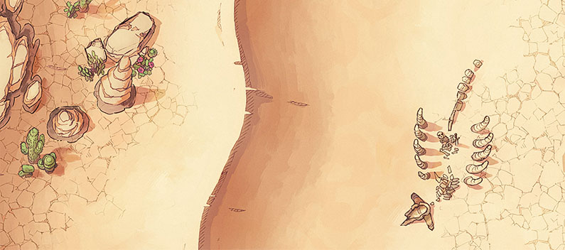 Desert Dunes map variant banner