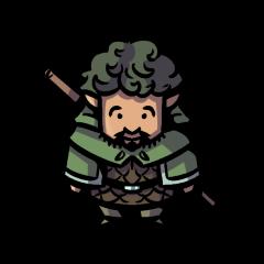 Torkjel Orderson character token