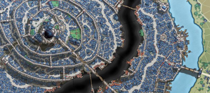 Animus - Brendan Bongi's Metropolis Map - Banner