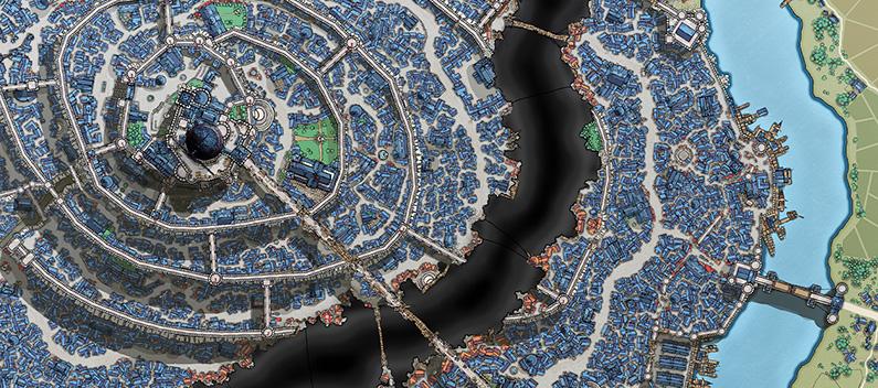 Animus - Brendan Bongi's Metropolis Map - Small banner