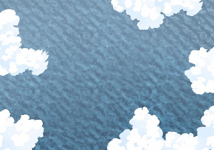 Cloudy Sky - Sea - 22x16