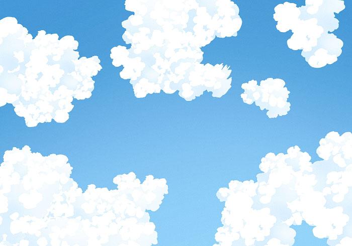 Cloudy Sky - Sky - 22x16