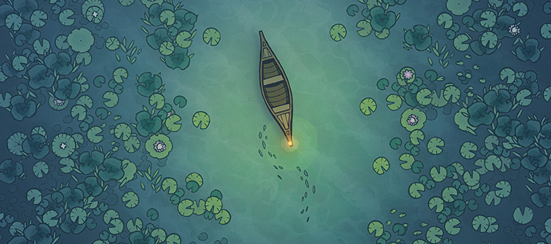 Dusnak Swamp Adventure - Banner - Jungle Wetland