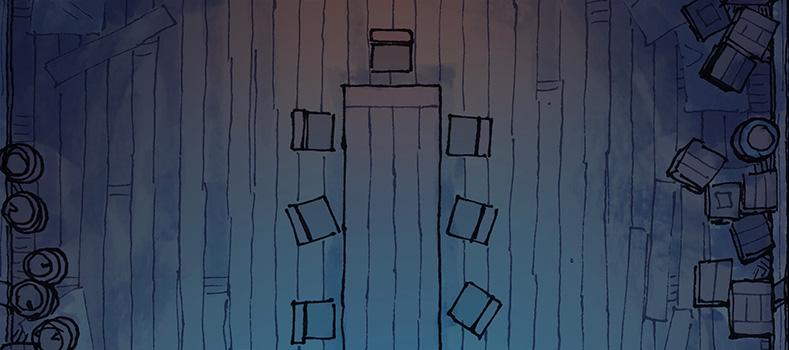 The Shanty tavern map - Banner 3