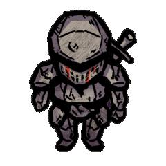Statue D monster token