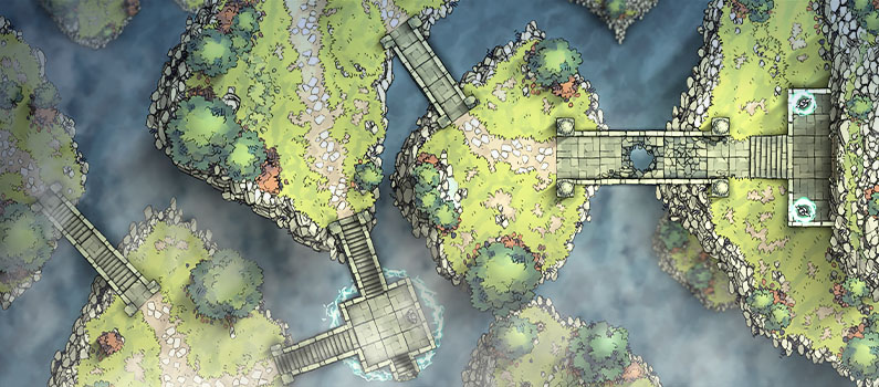 Jon's Battle Maps - Banner