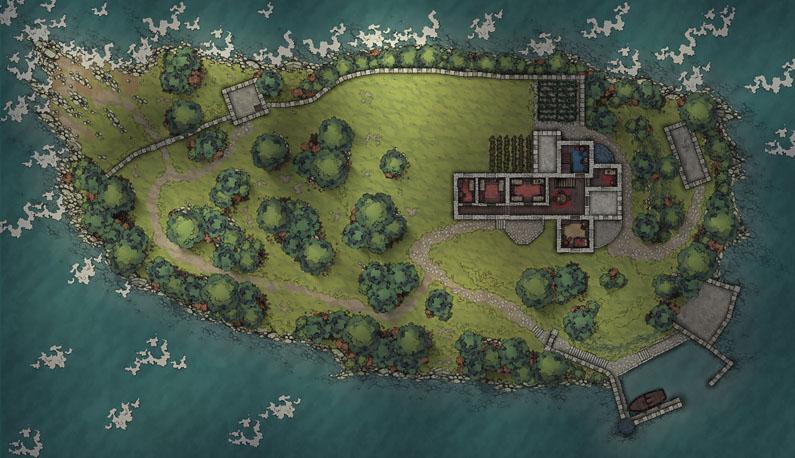 Loreto Island v1.3 (first) 85x49 @140pps