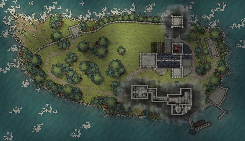 Loreto Island v1.3 (upper) 85x49 @140pps